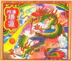 Depuis 1968,Michael McHenry collectionne lesétiquettes vintage qui emballent les pétards chinois, que l'on retrouve dans toutes les célébrations traditi