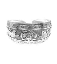 Miao Silver Cuff Bracelet Wide - Phoenix & Lotus Framed Penelope Jewelers, http://www.amazon.com/dp/B00ADB0LCS/ref=cm_sw_r_pi_dp_Zptkrb1J8JBFQ
