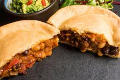 Smoky Mexican Bean Pie (VEGAN) Bean Pie, Dried Vegetables, Yeast Extract, Shortcrust Pastry, Smoked Paprika, Beans, Artisan, Gluten Free, Mexican