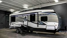 2016 New Jayco Octane ZX Super Lite 273 Toy Hauler in Michigan MI.Recreational Vehicle, rv, 2016 Jayco Octane ZX Super Lite 273, Octane ZX Super Lite 273 Toy Hauler Travel Trailer Rear Garage Escape for a fun time with the 2016 Octane ZX Super Lite 273 toy hauler. Light on weight but heavy on amenities, this trailer guarantees a great adventure! Jayco Octane ZX Super Lite 273 Layout The layout of the Octane ZX Super Lite 273 features a front bedroom/bathroom combo, a central kitchen, and a…