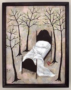 Rebecca Rebouche's Goodnight Loneliness--See her at ETSY