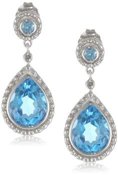 14k White Gold Blue Topaz and Diamond Drop Earrings Amazon Curated Collection,http://www.amazon.com/dp/B00191Y95G/ref=cm_sw_r_pi_dp_6fs4sb00JA3R1ET4