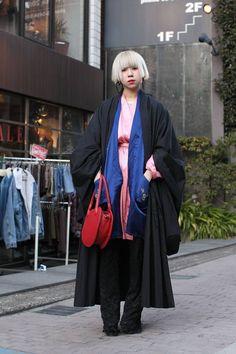 International Street Style: Tokyo's Avant-garde Winter Layering - The Cut