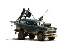 battle vehicle. converted car. Mad Max Car