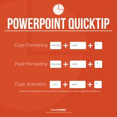 how to fix power point copy paste