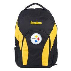 Pittsburgh Steelers NFL Draft Day Backpack