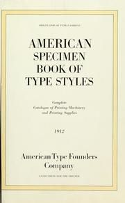 Desk book of type specimens, borders, ornaments, brass rules and cuts : catalogue of printing machinery and printers' supplies : American Type Founders Company : Free Download & Streaming : Internet Archive