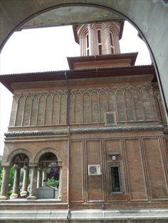 Cretulescu Church, Bucharest
