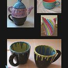 paint your own pottery ideas | The Pitter Platter | Paint Your Own Pottery | Art Classes | Lexington ...