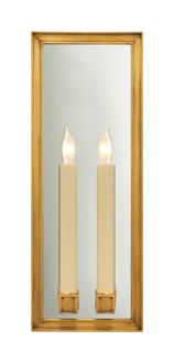 """LUND 16"""" DOUBLE SCONCE"""