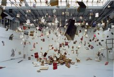The art of books.