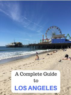 A Guide to Los Angeles