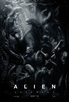 Espectacular nuevo poster de Alien: Covenant