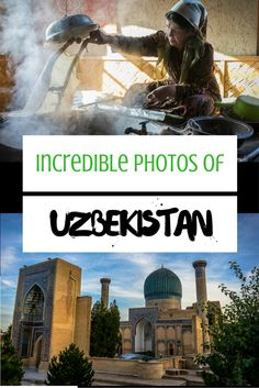Have you ever thought about travelling to Central Asia? Well don't miss Uzbekistan. It is a beautiful country full of stunning mausoleums and a rich history. Here is a photo essay  of Uzbekistan to give you a taste of what is to be expected. #uzbekistan #centralasia #offthebeatenpath