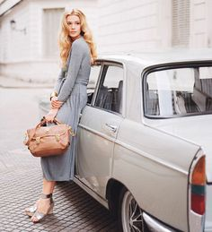 Car, Bag, dress, perfect