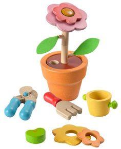 PlanToys - Flower Set (4608)