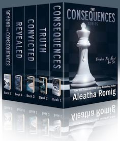 Aleatha Romig: The NEW CONSEQUENCES BOX SET