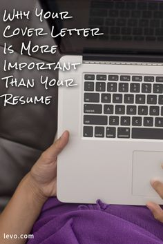 A resumé can give the facts, but a cover letter adds the story. See why cover letters are essential to enhancing your resumé and keeping you on top of the list. Cover Letter Tips, Cover Letter For Resume, Cover Letters, Job Resume, Resume Tips, Resume Ideas, Sample Resume, Cv Tips, Future Jobs