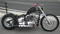 Japanese Yamaha Dragstar custom