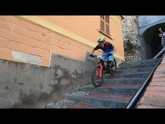 Fox Urban Down Hill 2015 Imperia - 28-29 marzo 2015 SDE - YouTube