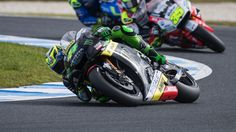 From Vroom Mag... Pol Espargaro storms to fifth place at Phillip Island
