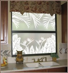 Beautiful Etched Glass Window Film On Pinterest Etched