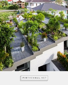 City dweller: The eco-friendly house that solves the ultimate urban issue - http://homes.nine.com.au/2016/08/10/12/48/nha-trang-garden-house-vietnam - created via https://pinthemall.net