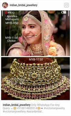 New indian bridal jewelry kundan hair ideas Royal Jewelry, India Jewelry, Indian Wedding Jewelry, Indian Bridal, Marriage Jewellery, Bridal Jewellery, Traditional Indian Jewellery, Indiana, Bollywood Jewelry