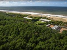 Un oasis en la zona de Punta del Este
