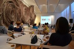 #ncmapinup event at the NC Museum of Art! We had so much fun :)