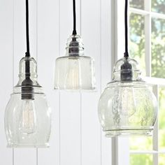 Paxton Glass Single Pendants  kitchen?