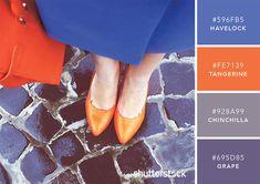 101 Color Combinations to Inspire Your Next Design – Rainy Day Color Palette Colour Pallette, Colour Schemes, Color Combinations, Palette Pantone, Pantone Color, Pastries Images, Luminous Colours, Design Seeds, Color Theory