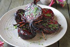 Постные рецепты: запеченная свекла от шеф-повара Мишеля Ломбарди