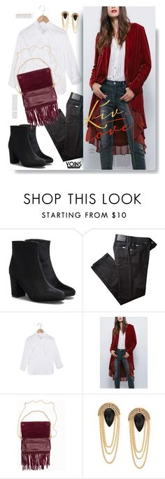 """""""Yoins.com: Life, Love"""" by hamaly ❤ liked on Polyvore featuring BRAX, yoins, yoinscollection and loveyoins"""