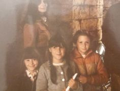 Me and my girls in September, 1979