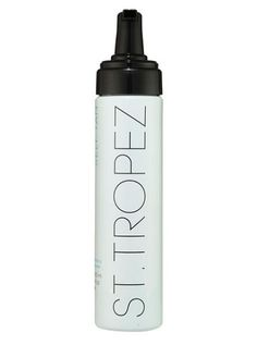 2013 Readers' Choice Awards: Readers' Choice: allure.com......St. Tropez Self Tan Bronzing Mousse. Brown tinted mousse stays thick and foamy when you put it on.  Thus, you can easily spot any streaks and missed areas quickly.  And, it smells like a floral body lotion.