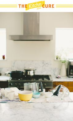 Kitchen maintenance: 20 Minute/30 Day Cleaning Plan