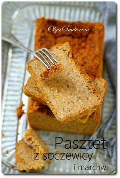 Pate with lentils Gluten Free Recipes, Vegetarian Recipes, Cooking Recipes, Healthy Recipes, No Cook Appetizers, Polish Recipes, Polish Food, Dinner Dishes, Food Inspiration