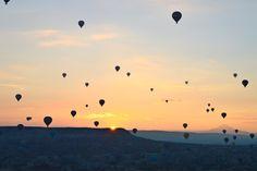 Cappadocia Sunrise