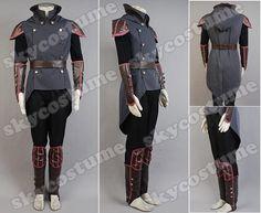 Avatar The Legend of Korra Amon Cosplay Costume - Skycostume