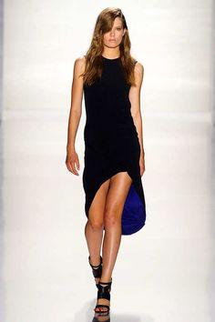 vestido por J Mendel