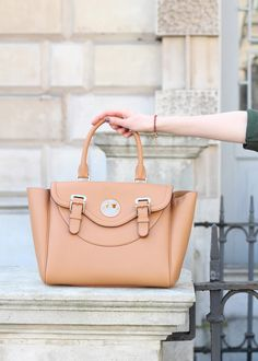 My Style   The Hill and Friends Happy Satchel - Coco's Tea Party