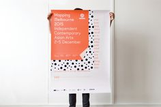 Mapping Melbourne Festival on Behance