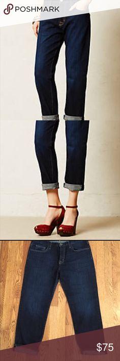EUC CURRENT/ ELLIOTT BOYFRIEND CURRENT/ ELLIOTT BOYFRIEND  worn by many celebrities size 29 Current/Elliott Jeans Boyfriend