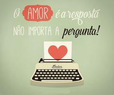 Sempre será a melhor resposta! #BomDia #goodmorning #MariaHenriqueta #best #amor #love #mensagem #mensagens #frase #sempre #neversaynever