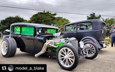 Cool shot by @flyrite_pam of @model_a_blake at #lsru this weekend.  #Repost @model_a_blake  #tudors #lonestarroundup : @flyrite_pam  #rebelrouserhotrods #blacktoprebel #hotrodder #hotrod #texas #kustomkulture #kustom #hamb #streetcar #rockabilly #vintagecar #lsru2018 ##picoftheday #igtexas #carsofinstagram #instagood #carshow #oldschool #texas #lsru #lonestarroundup #austin #atx #tudor #carphotography #texashotrods