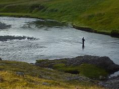 Fly Fishing Iceland - Fly fishing for Salmon