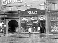 Argyle Street- changed days!