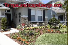 Landscape Design Tampa Wesley French Country