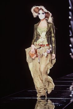Christian Dior Spring 2000 Haute Couture